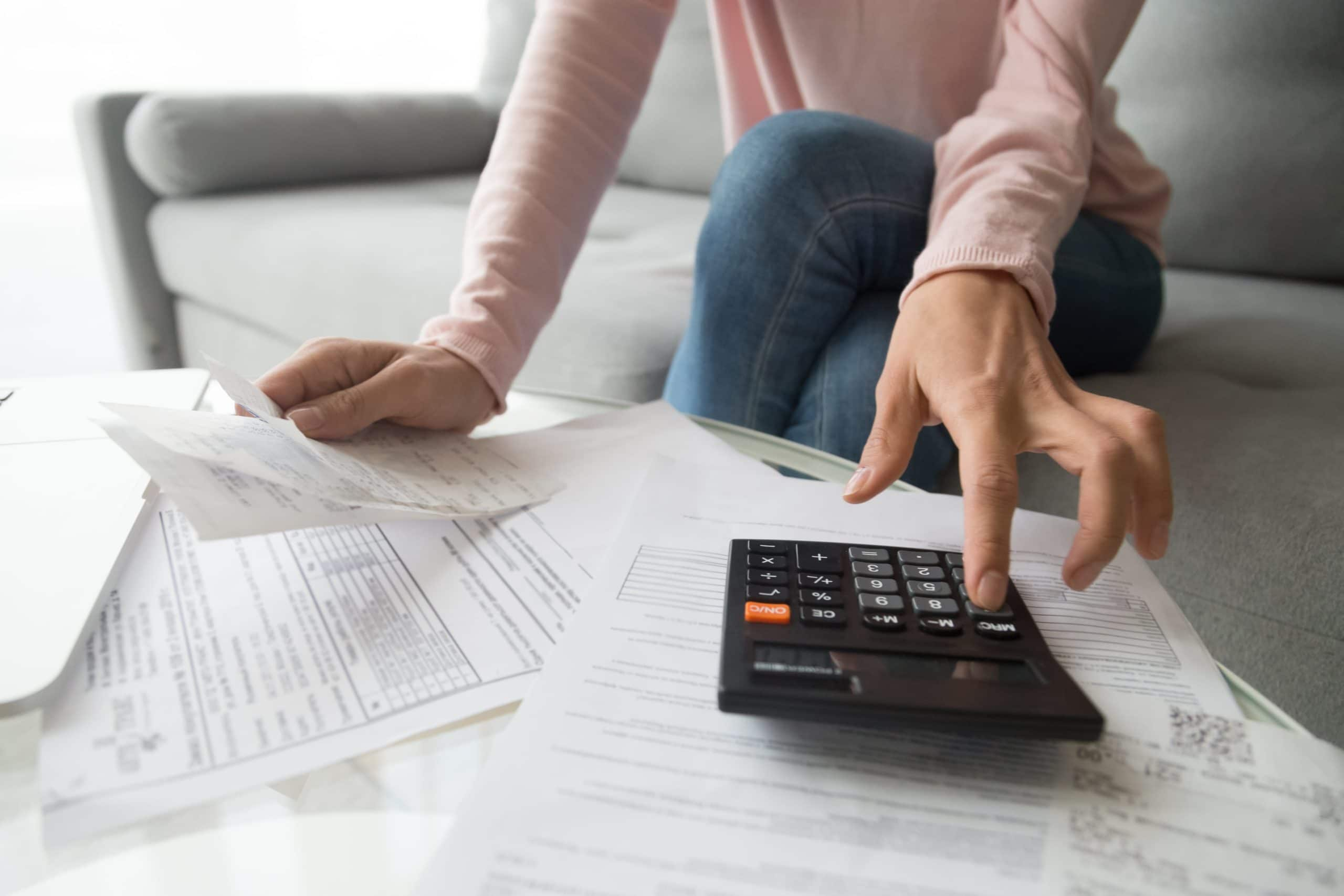 Rentefradrag: Fradrag for dine renteudgifter